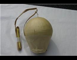 Kugelbomben Kaliber 150