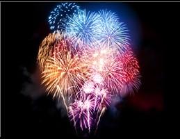 Knall-Feuerwerk