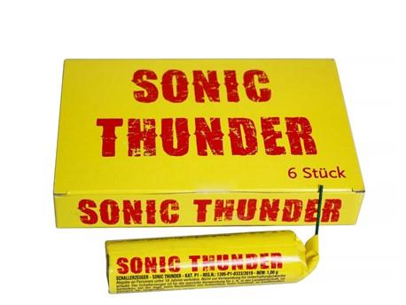 SONIC Thunder:   SONIC Thunder P1 ab 18 Jahre Frei   Schallerzeuger – nicht für Unterhaltun