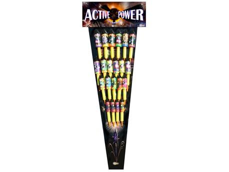 Active Power:    21-teilig.          Das Powersortiment mit 21 mal Action pur! Große