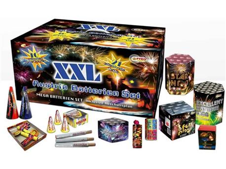XXL Austria Batterien Set,  21 Teile