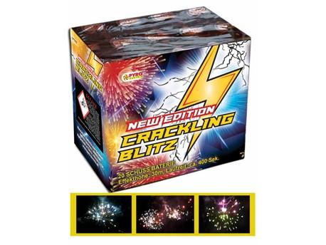 Crackling Blitz NEW