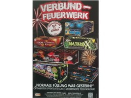 Werbeplakate Pyro-Austria