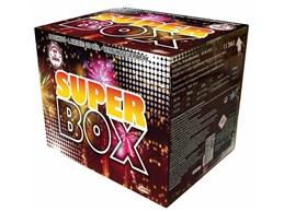 Super Box 96 Schuss 4 Batt. verbunden