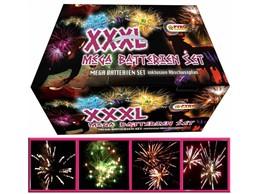 XXXL Mega Batterien Set,  21 Teile:   ca. 10 Minuten
