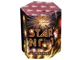 STAR Nr 1:    Farbenprächtige Farbwechsel, Buketts mit starker Zerlegung.       (Kat