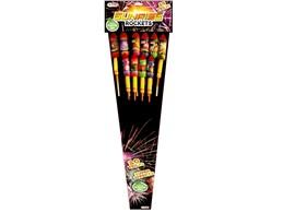 Sunrise Rockets:   10 Power Raketen komplett plastikfrei und trotzdem haben wir unsere besten E
