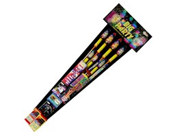 Big Party:    ca. 100 Effekte!          Feuerwerk-Sortiment für jede Party. Bölle