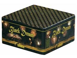 Black Dream NEW:    Rasante rote, silberne und Bunte Effekte lassen die Nacht zum Tag werden, a